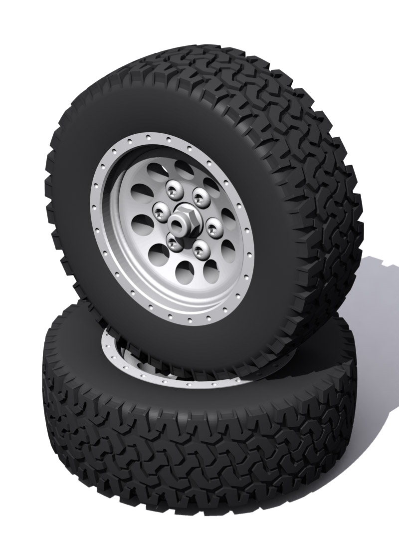 We plan to make this tire smaller than all 1.55 tires we made so far.