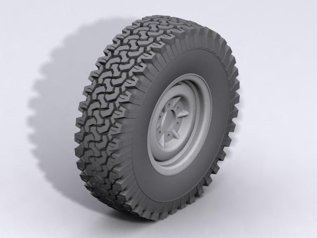 Guia de gomas 1.9 Tire