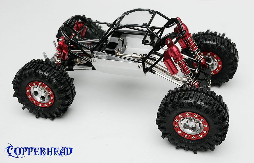 Copperhead 1/10 Crawler Kit - RC4WD Forums