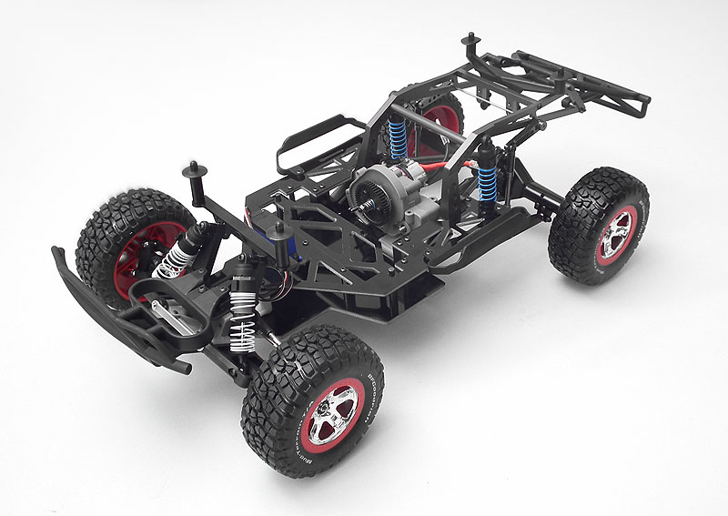 Hardcore Slash G10 Upgrade Kit - RC4WD Forums