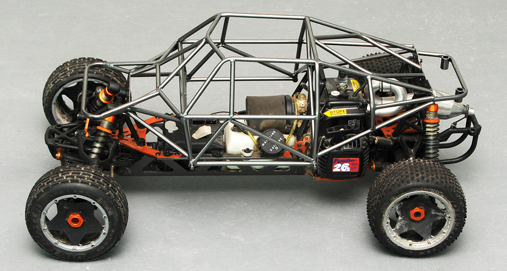 John Boyer Baja 5T/5B Tube Chassis Pictures - Scale 4x4 R/C Forums