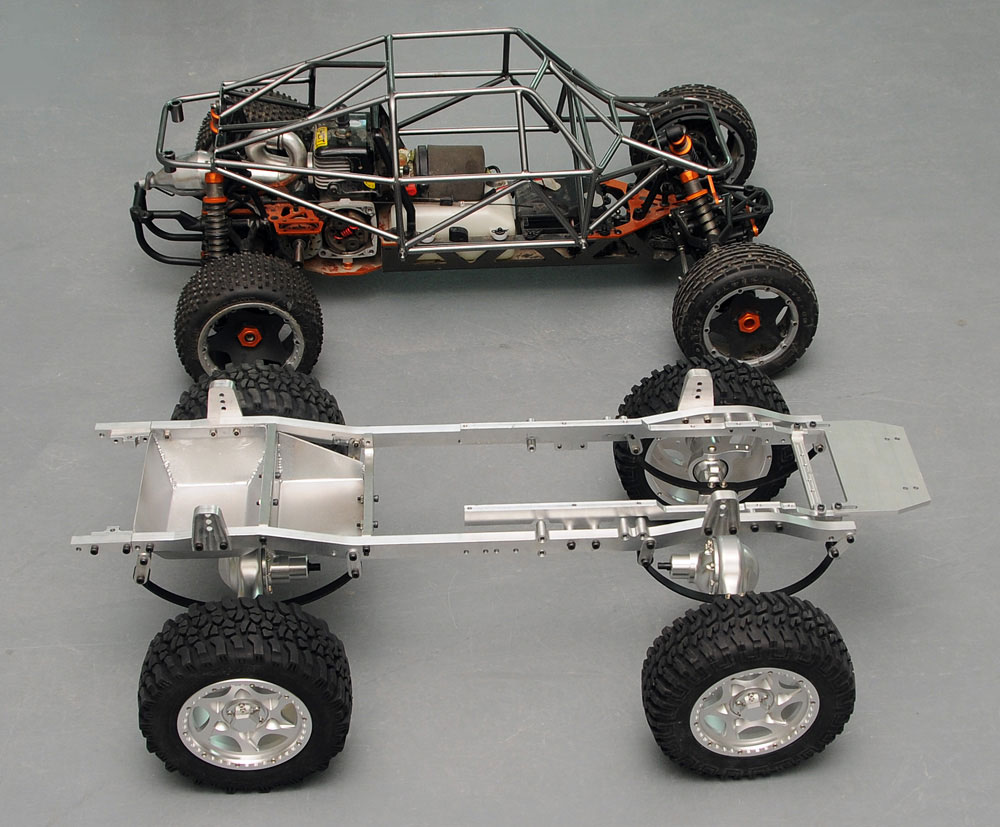 1/5 Scale Truck First Preview - Scale 4x4 R/C Forums