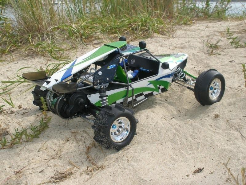 Sand Fire Dune Buggy Chassis - RC4WD Forums