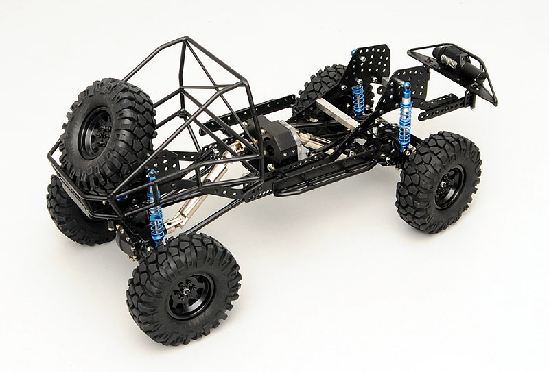 Boyer 110 Scale Truggy Kit Modelbouwforumnl