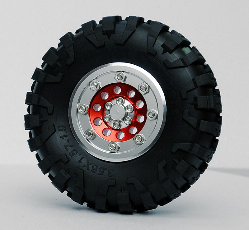 Third Party Tires For Lego Technic Rims