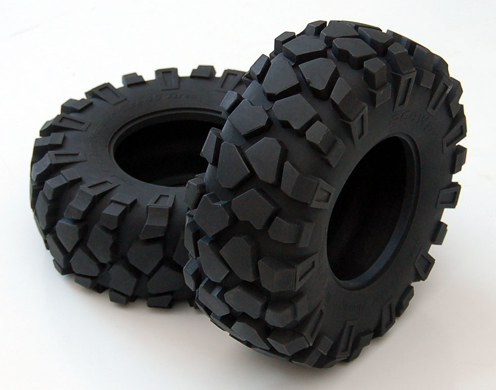 "Truck Mud Tires >> Rock Crusher Monster 40 Series 3.8"" Tires"